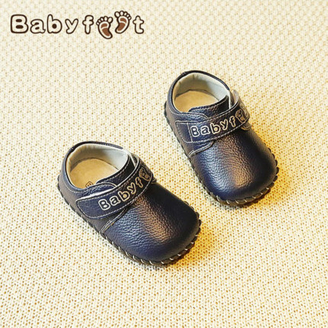 babyfeet Spring and Autumn children shoes 0-2 years old baby girls princess Child girl toddle shoes breathable Leather non-slip
