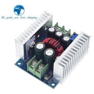 Image 5 - 300ワット20A DC DC降圧コンバータモジュール定電流ledドライバ電源ステップダウン電圧モジュール電解コンデンサ