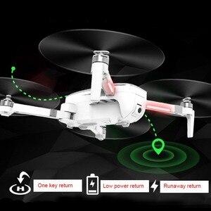 """Image 3 - מתקפל Drone 4K HD מצלמה מחווה צילום ארוך סיבולת מיני מל""""ט אחד מפתח להחזיר"""