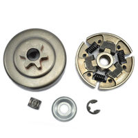 Chainsaw Clutch Drum Chain Sprocket 3 8 Picco 6T With Needle Bearing Fit Stihl MS210 230