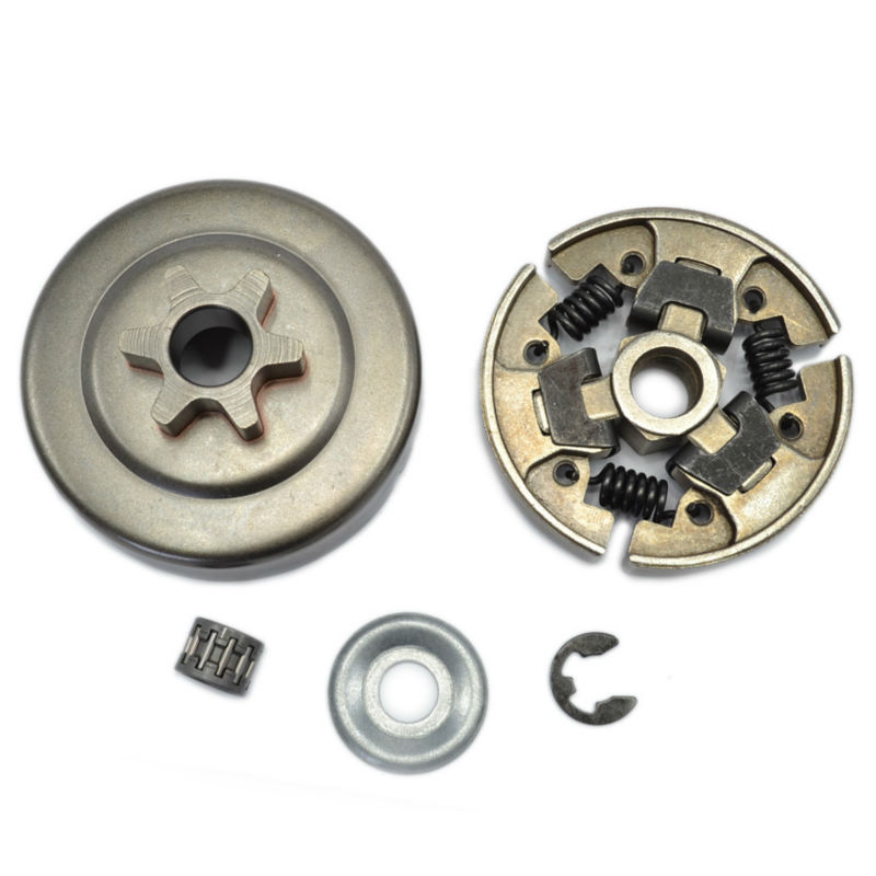 Chainsaw Clutch Drum Chain Sprocket 3/8 Picco 6T with Needle Bearing fit Stihl MS210 230 MS250 OEM 1123 640 2073/1123 160 2050