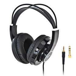 FREEBOSS HP288 Hi-Fi Headphone Semi-Open Over-ear 3.5 6.3 plug Adjustable and Light Weight Headband HiFi Headset Headphones
