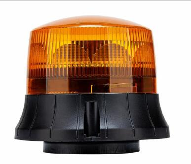 Higher star DC10-30V 9*3W Led Rotate warning light, round Beacon,emergency lights for police,ambulance,fire,waterproof цена 2017