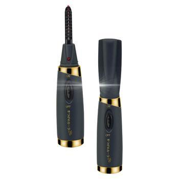 Electric Heated Eyelash Curler USB Electric Heated Makeup Eye Lashes Heated Eyelash Curler Long Lasting Beauty Instrume 2