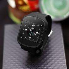 Android Uhr Telefon Z80 Mit 3G GPS Wifi RAM 512 MB ROM 4 GB Pulsmesser Quad Core Smartwatch Armbanduhren PK M26 DZ09 U8