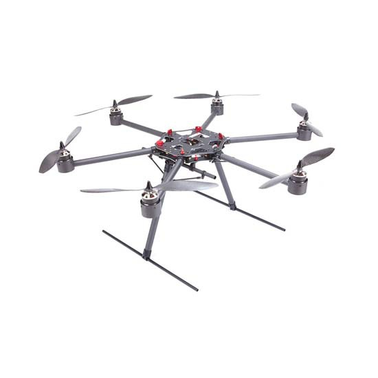 Free shipping DHL/Fedex/EMS Flycker MH650 Hexacopter