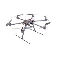Free shipping DHL/Fedex/EMS Flycker MH650 Hexacopter carbon fiber rc multicopter hexacopter kit multirotor frame drones for sale