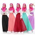 Мода Мусульманская Абая Женщин Одежда Турецкая Абая Вышивка Арабских Женщин Платье Турецкие Платья Мусульманская женская Одежда
