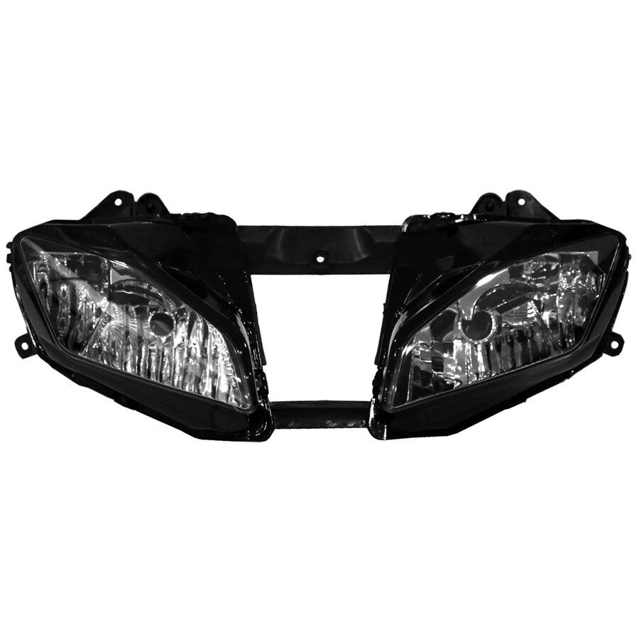 Motorcycle Clear Lens Headlight Headlamp Case For Yamaha YZF R6 2008 2009 2010 2011 2012 2013