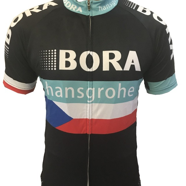 Pro Team BORA 2018 Cycling Jersey Bicycle Cycle Clothing Short Sleeve  Maillot Bike Cycle Ropa Ciclismo Hombre MTB Sportwear K28 ba2d2a380