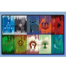 60x35cm  Guilds of Ravnica playmat for board game magical Accessories video mouse pad large size the gathering MGT PLAYMATS