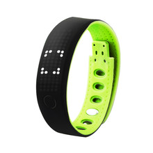 Newest B17 Smart Bracelet Bluetooth 4.0 Health Wristband Sleep Monitor Two Way Antilost Sport Smart Band For Android ios Phone