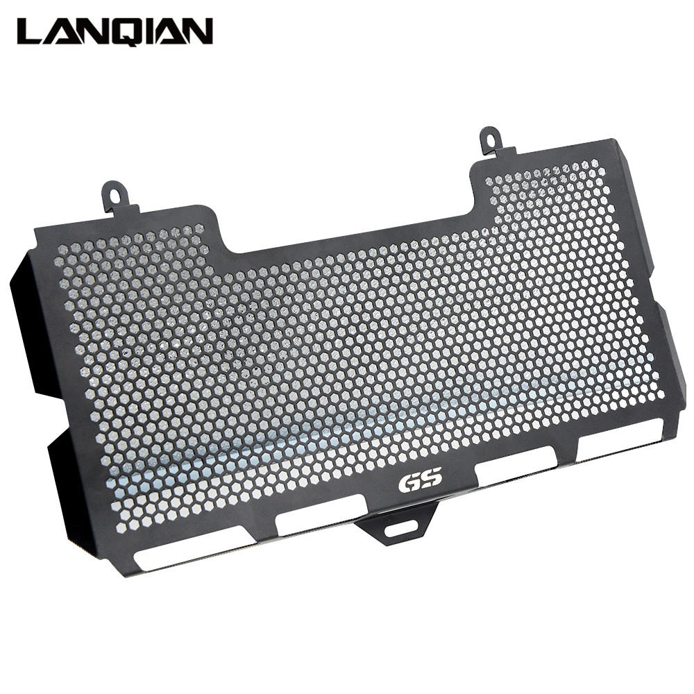 Motorcycle Radiator Guard Grille Cover Stainless Steel Cooler Protector For BMW F800GS F700GS F650GS F800 F700 F650 F 800 GS motorcycle motorbikes wind deflectors windshield windscreen for 2008 2017 bmw f800gs f650gs f800 f650 gs 800gs 650gs smoke