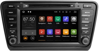 2G RAM Android 9.0 Car Stereo Player For Skoda Octavia A7 2013 2014 2015 2016 Auto Radio RDS GPS Glonass Navigation WiFi DVD