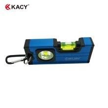 Christmas Gift KACY 1PC  5-Inch Mini Magnetic Bubble Level