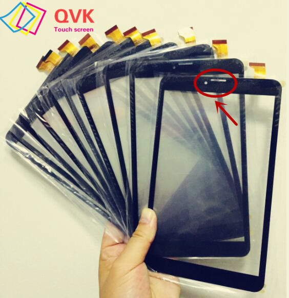 Black 8 Inch For FinePower A1 3G Capacitive Touch Screen Panel Repair Replacement Spare Parts Free Shipping