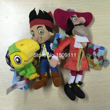 Di Tangan Baru Junior Pirate Teman 7 Inci 18CM PLUSH Boneka Plush Boneka(China)