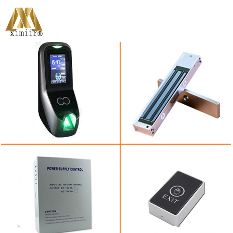 Hot Sale Free SDK 1500 Face Access Control System Linux System TCP/IP Infrared Camera Biometric Access Controller Multibio700kit
