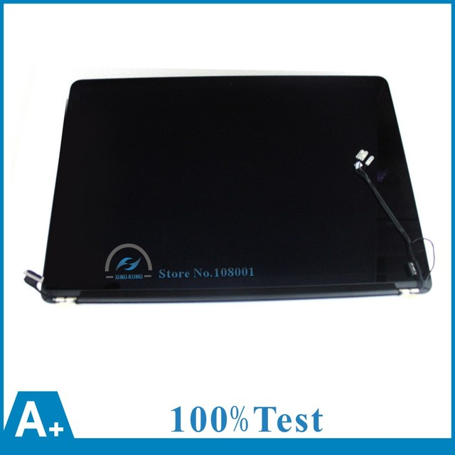 """100% A Estrenar LCD Panel de Visualización de Pantalla Para MacBook Pro 15 """"A1398 Retina LCD Full Asamblea Reemplazo A Finales de 2013, mediados de 2014"""