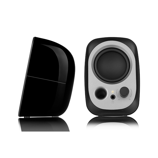 Portable Speaker Bass Stress For Computer High Quality Studio Monitor Active USB Powered