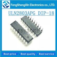 10pcs/lot   ULN2803APG  ULN2803 DIP-18  Octal High Voltage,High Current Darlington Transistor Arrays