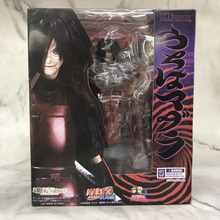 16cm Naruto Uchiha Madara joint Movable Action Figure PVC New Collection figures toys brinquedos Collection