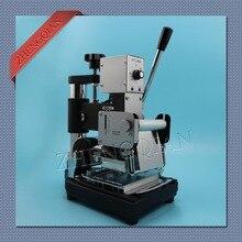 PVC card Gilding machine hot stamping machine bronzing machine WTJ 90A