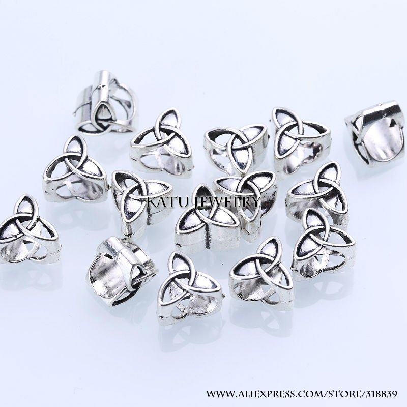 Antique Silver Metal Beads Fit Pandora Charms DIY Zinc Alloy European Loose Beads for Jewelry Making 50pcs/lot BC1050