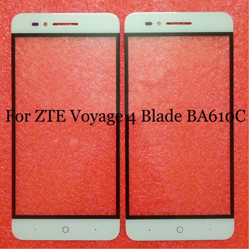 <font><b>A</b></font>+Quality For <font><b>ZTE</b></font> Voyage 4 TouchScreen Digitizer For <font><b>ZTE</b></font> <font><b>Blade</b></font> BA610C BA <font><b>610C</b></font> Touch Screen Glass panel Without Flex Cable image