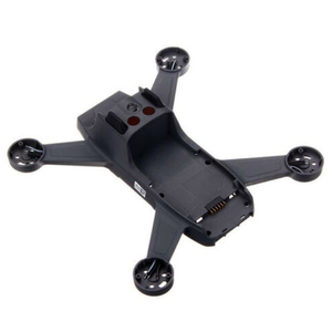 Image 5 - Without Motor Drone Frame Hobby Housing Replacement Parts Refit Middle Shell Metal Body Cover Repair Easy Install For DJI Spark