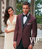 Custom Made Groomsmen Peak Black Lapel Groom Tuxedos Men Suits Wedding Best Man Blazer (Jacket+Pants+Tie+Vest) B971
