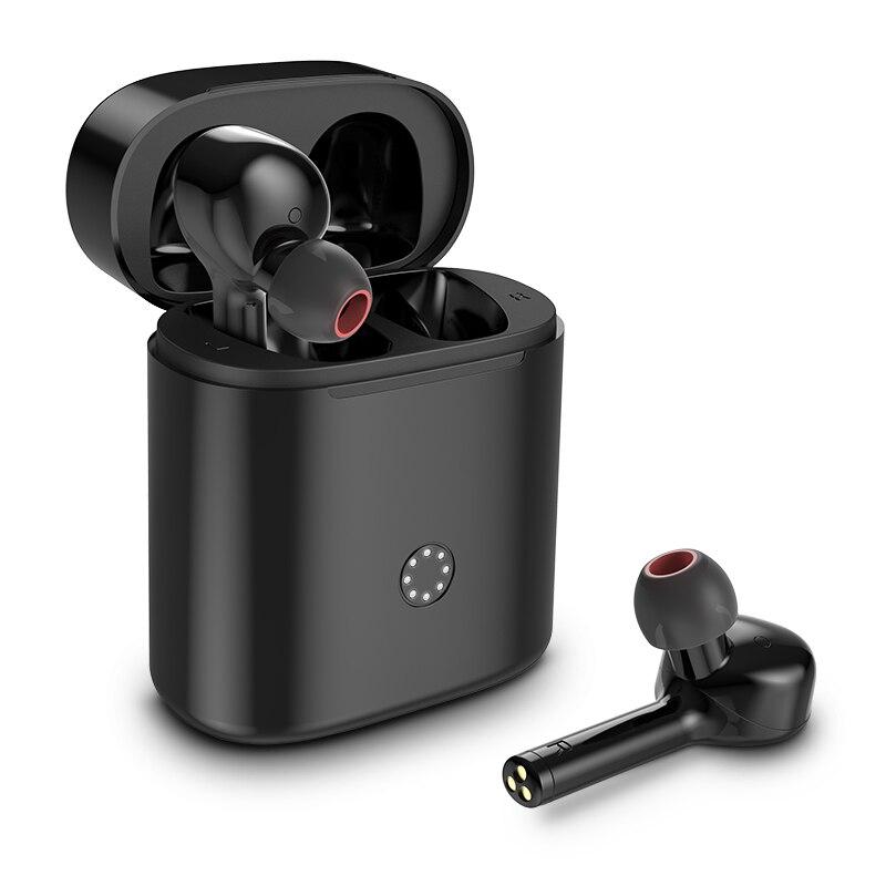 RIQUEZA nouveau TWS139 sans fil Bluetooth écouteur 5.0 in-ear Binaural casque connexion automatique contrôle tactile - 3