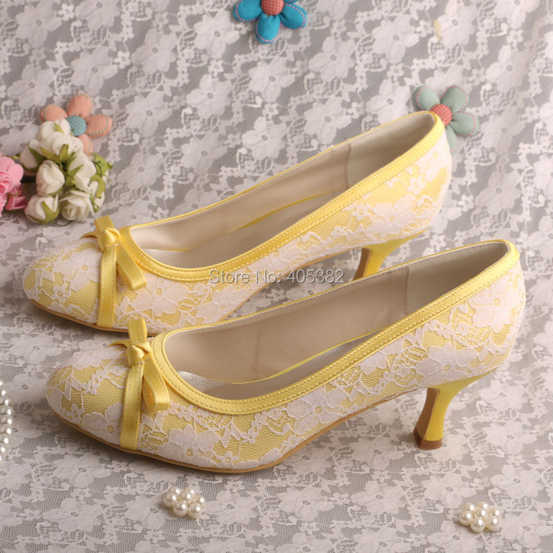 Online Buy Wholesale yellow heels shoes from China yellow heels ...