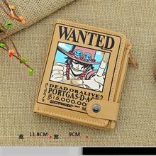 One Piece Road Fly Warrant Wallet