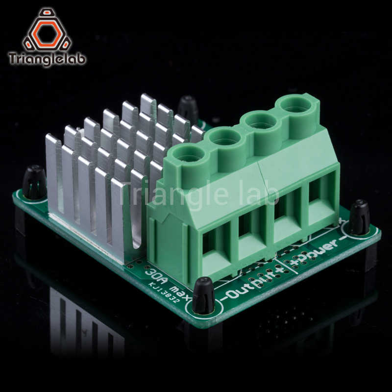 TL miniMosfet big current for 3d printer Heatbed MKS MOS