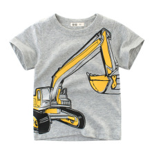 T-shirt boys short sleeve top 2-9 years