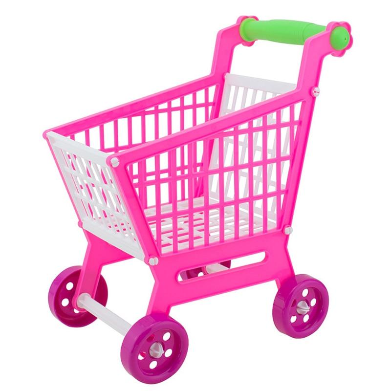 Full Grocery Cart Clipart 11.8'' Mini Simulation...