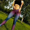 Yoga Pants women gym fitness body building waist fitness gym running Yoga Pants gym clothing