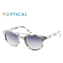 La maravilla de los ojos de Las Mujeres Hecho A Mano Acetato gafas de Sol Retro gafas de sol Polarizadas de La Vendimia gafas de sol Gafas de Marcos de Protección UV