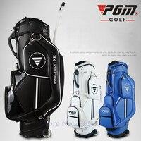 2017 PGM Golf Cart Bag Standard Ball Package for Men Women Waterproof PU Can Hold 14 Clubs