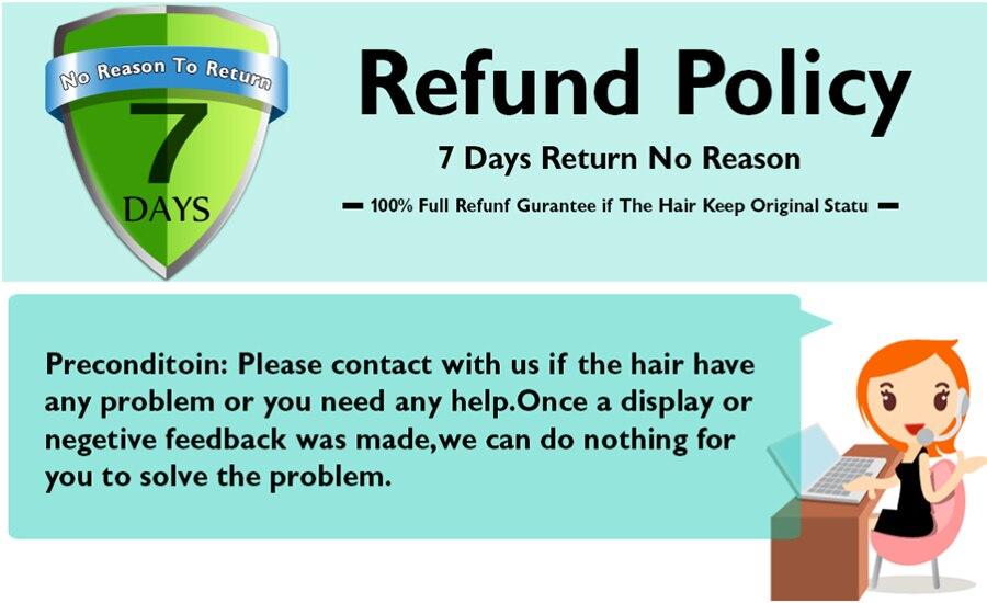 cabelo humano para as mulheres negras remy