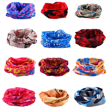 Bicycle Seamless Bandanas Summer Outdoor Sport bandanas Ride Mask Bike Magic Scarf Cycling Headband Motorcycle Bicycle Bandanas