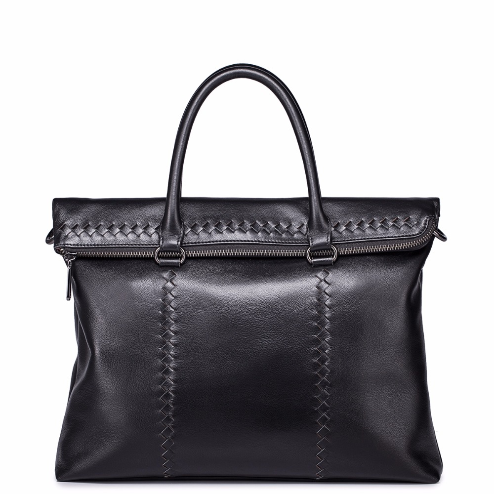 Popular Leather Man Bags Sammons-Buy Cheap Leather Man Bags ...