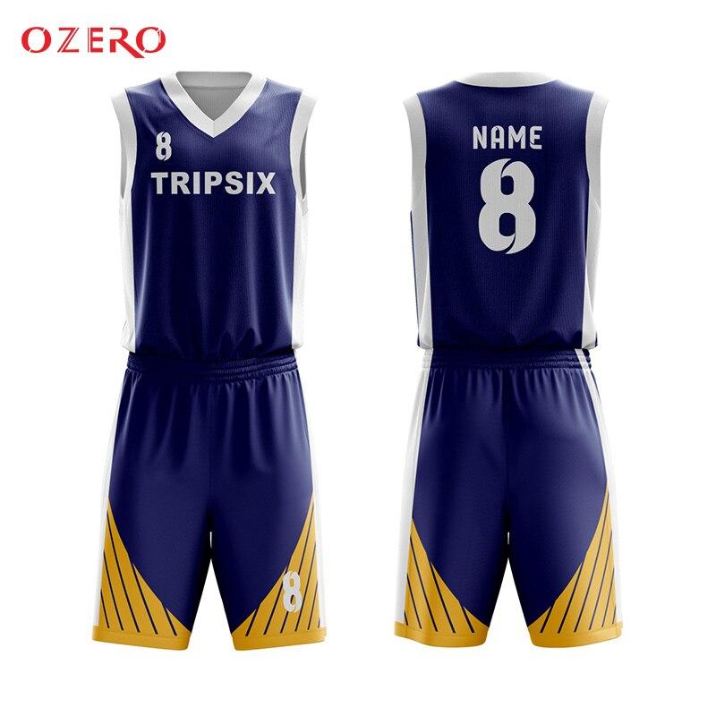 OZEROProfesional sublimation custom hight quality cheap army camo camouflage basketball uniforms china latest basketball jersey