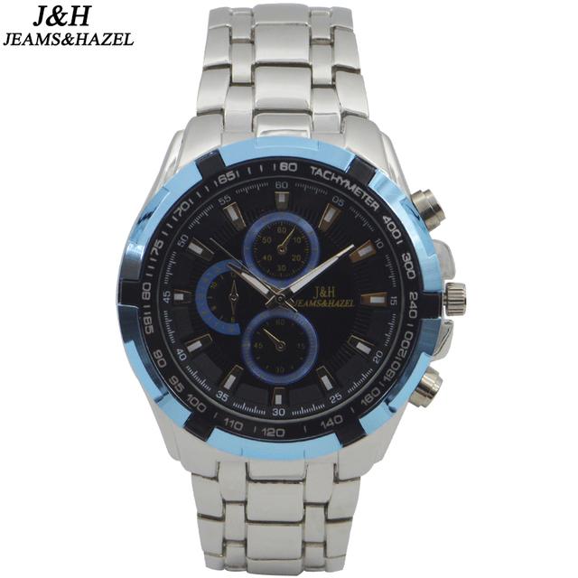 JEAMS & AVELÃ Qualidade Da Moda de Luxo Homens Relógio de Esportes de Estilo Clássico e Elegante Masculino Relógios With10 Cores, Relogio masculino,
