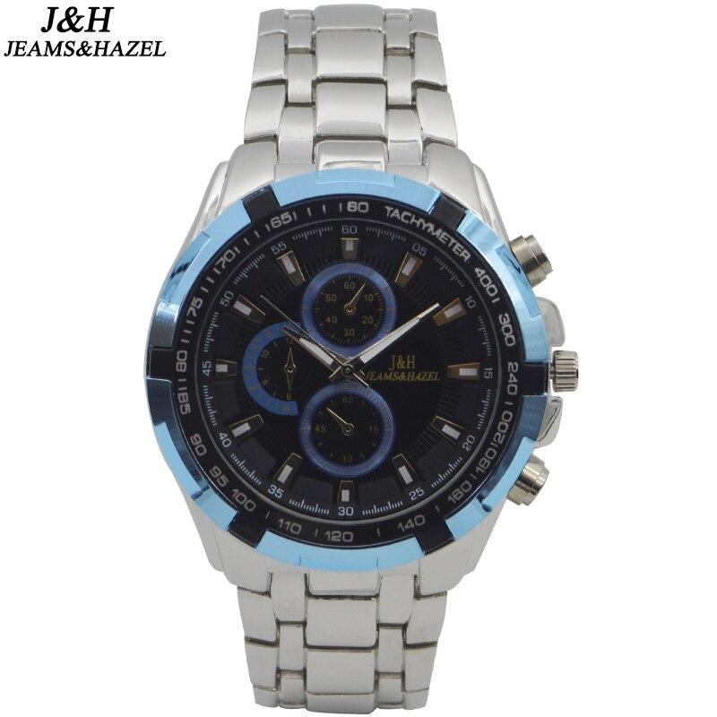 """""""JEAMS & HAZEL"""" prabangūs mados kokybės sportiniai vyrai - Vyriški laikrodžiai - Nuotrauka 1"""