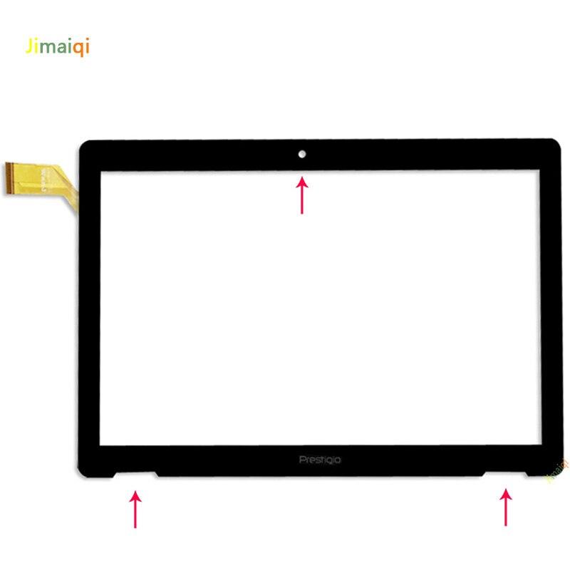 Para 10.1 ''polegada Prestigio Wize 3761 PMT3761 Tablet tela de toque Capacitivo painel digitalizador substituição do Sensor de Phablet Multitouch