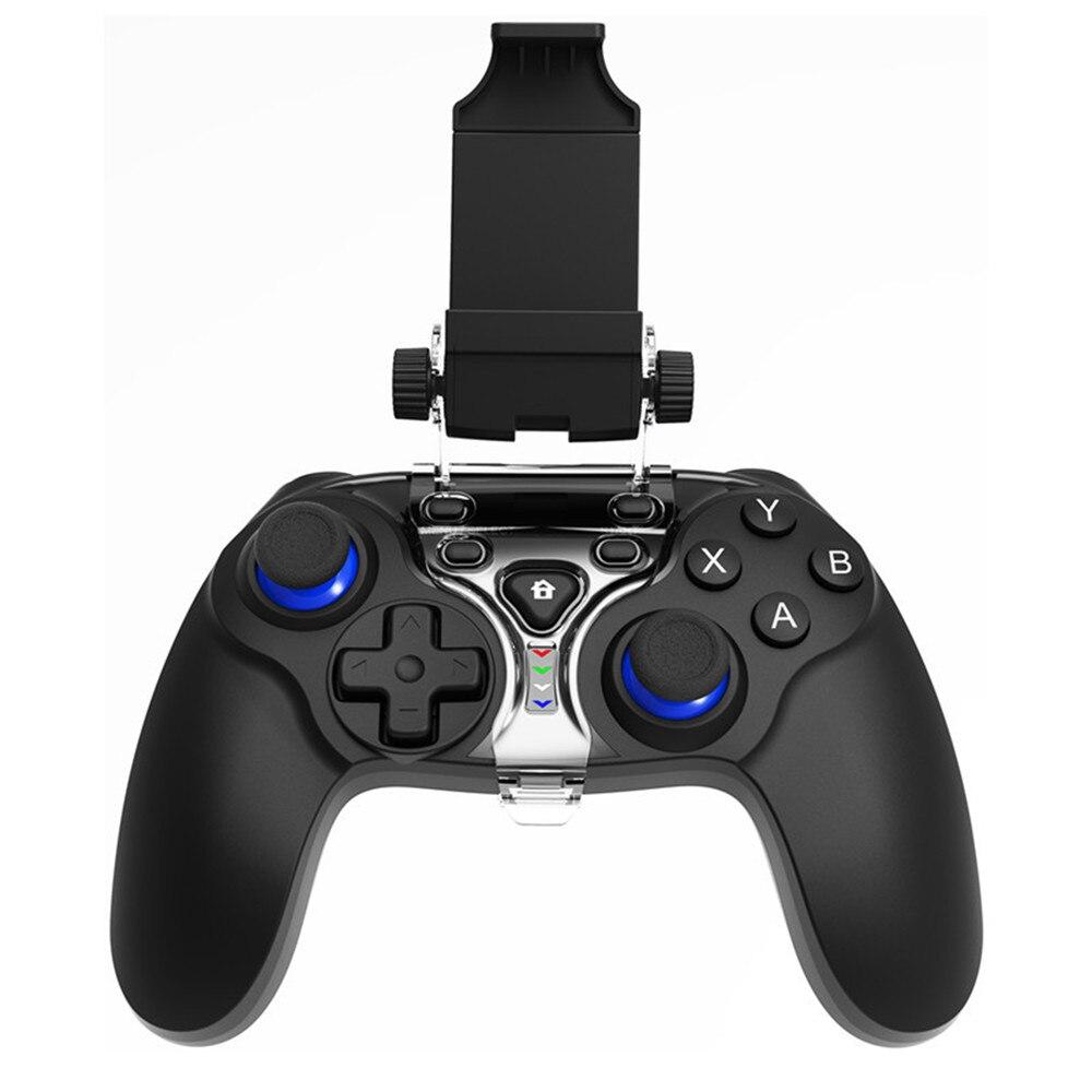 Manette de jeu sans fil Bluetooth manette de jeu pour iphone IOS Android manette de jeu pour PC TV Box pour jeux MFI