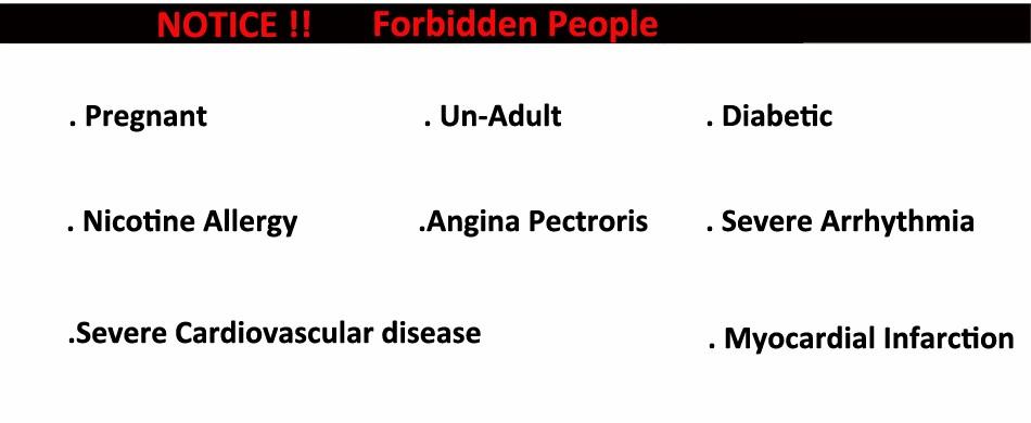 forbidden people