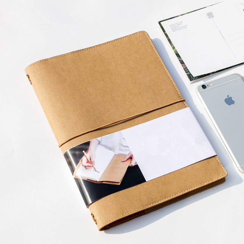 "business paper notebooks If you're a traditional pen and paper notebook 55 comments for ""35 luxury notebooks to organize your life is great for tucking business cards."